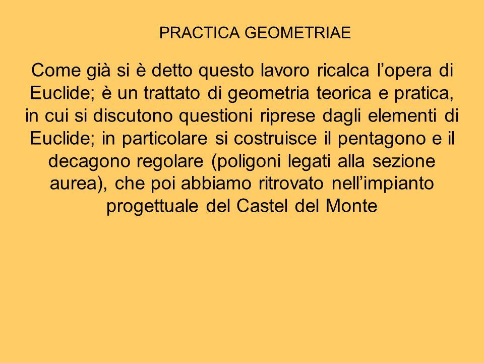 PRACTICA GEOMETRIAE
