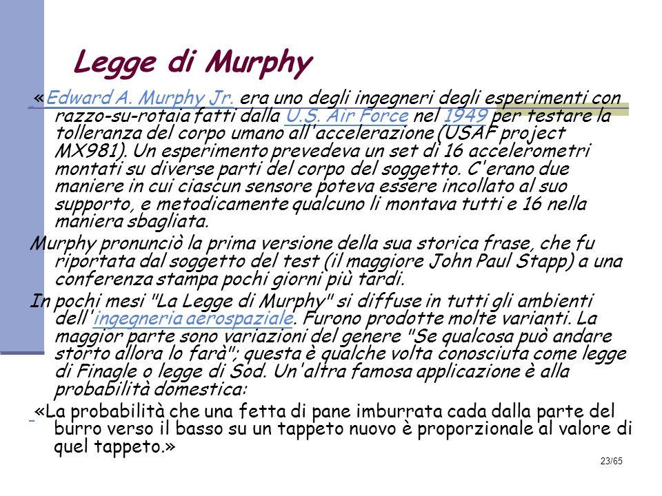 Legge di Murphy