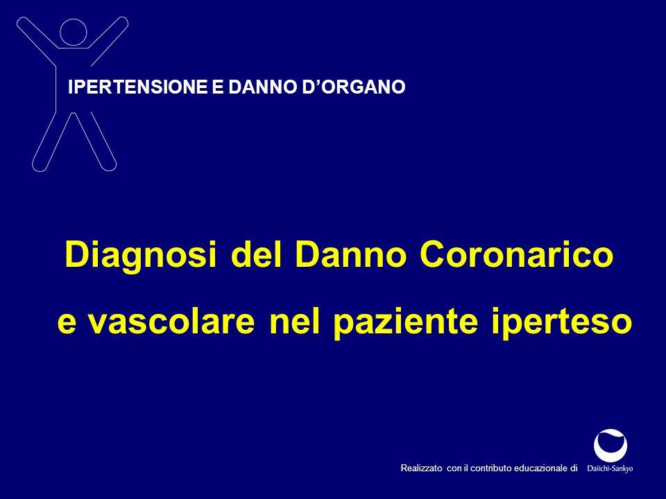 Diagnosi del Danno Coronarico e vascolare nel paziente iperteso