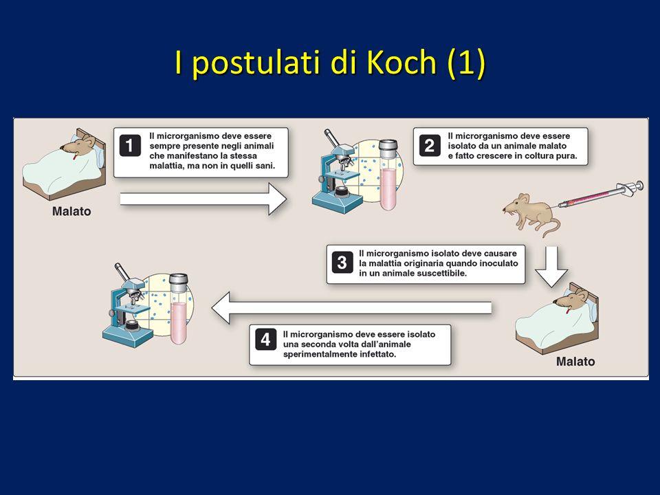 I postulati di Koch (1)
