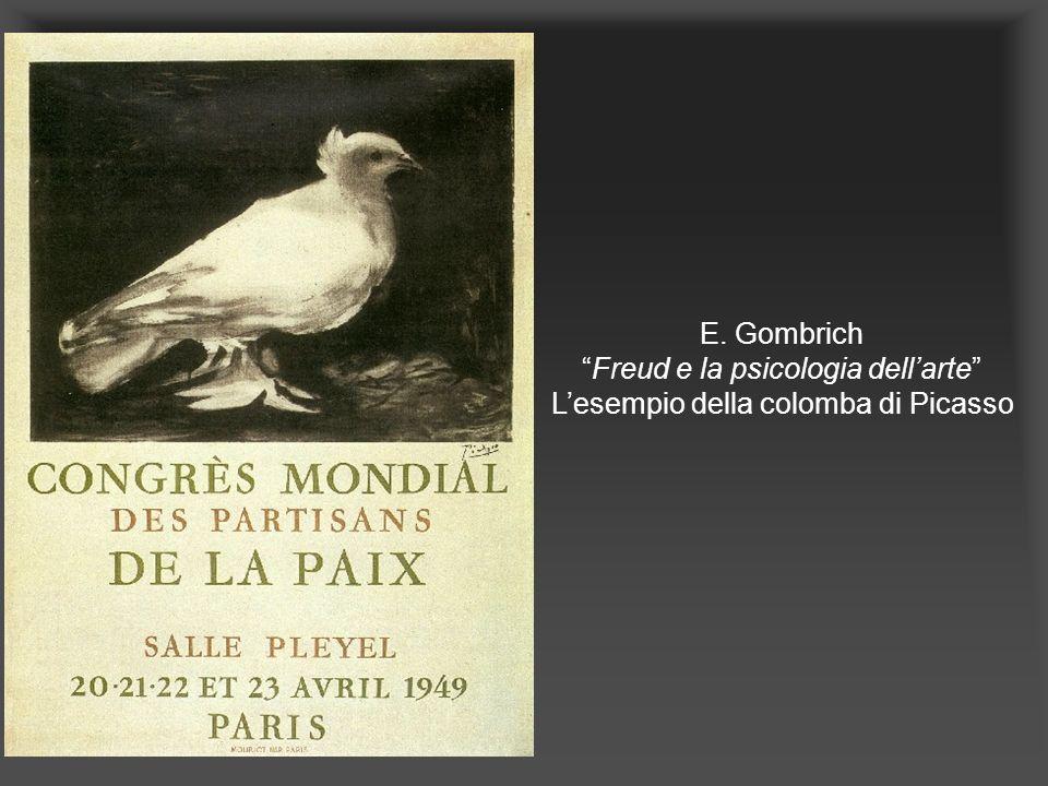 . E. Gombrich Freud e la psicologia dell'arte