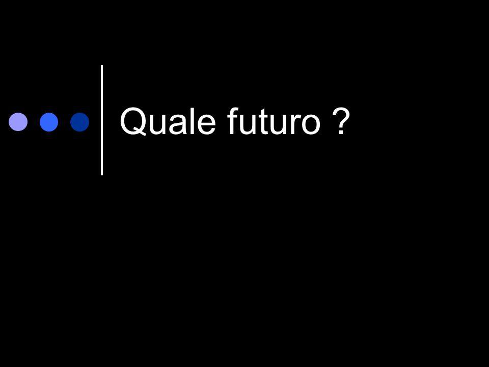 Quale futuro