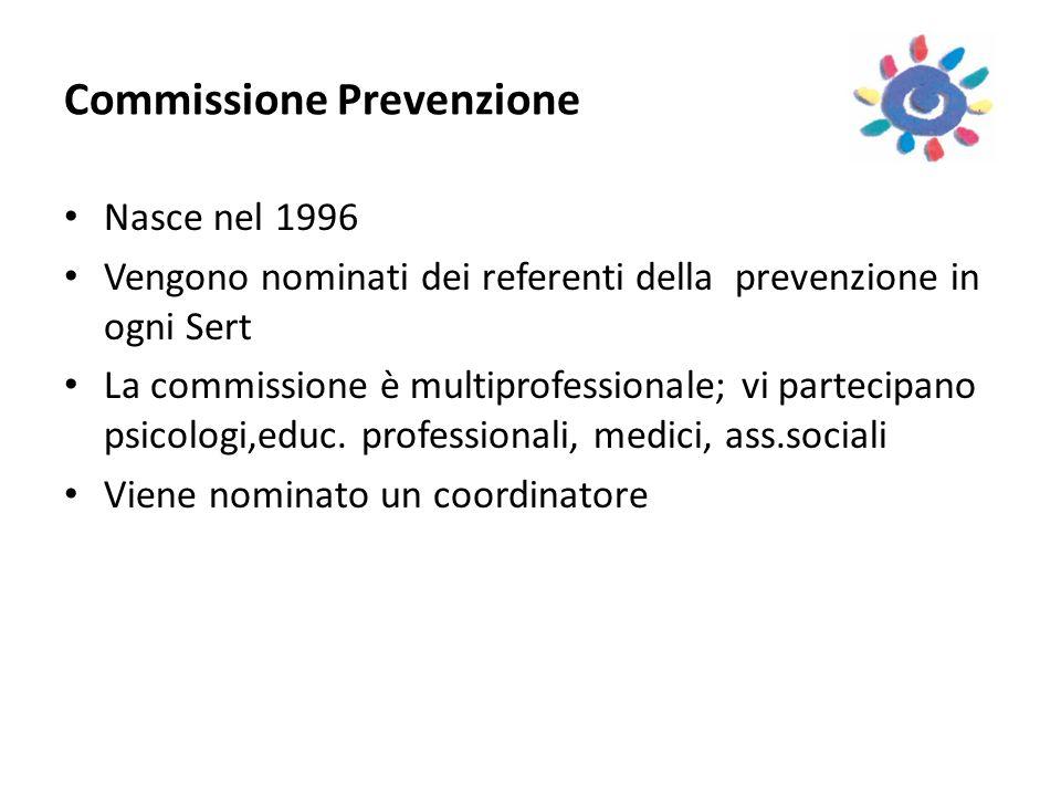 Commissione Prevenzione