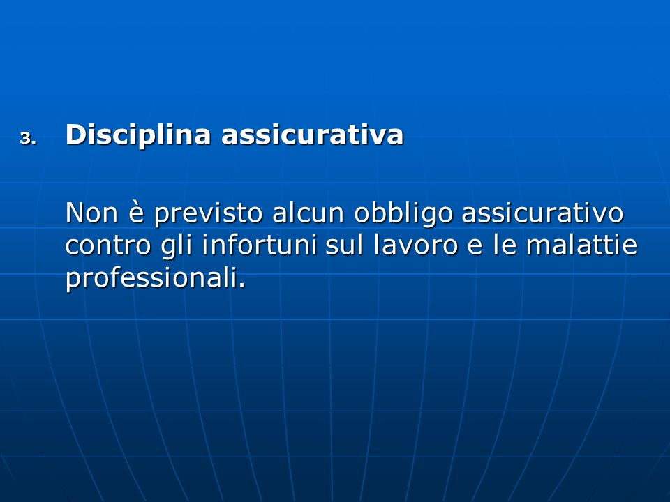 Disciplina assicurativa