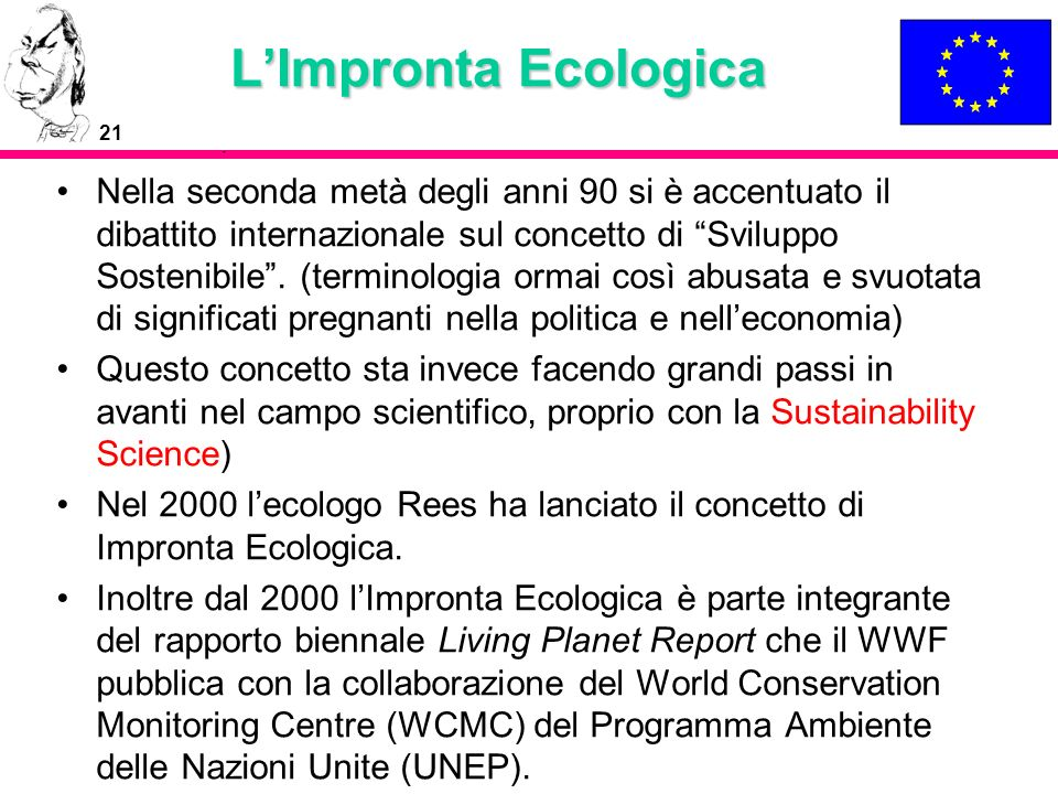 L'Impronta Ecologica