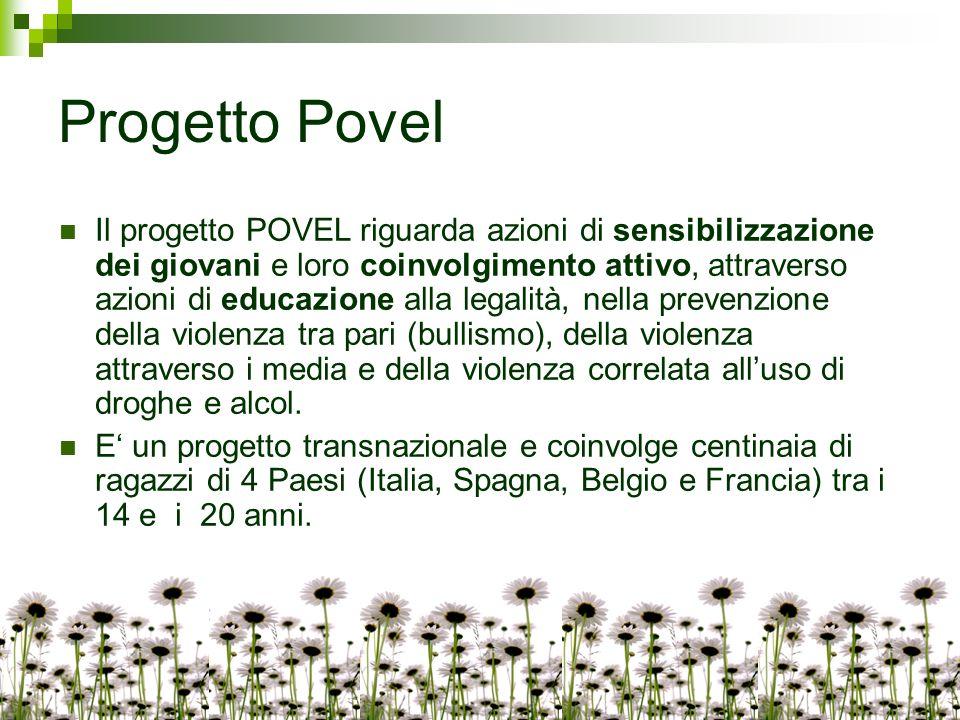 04/05/11Progetto Povel.