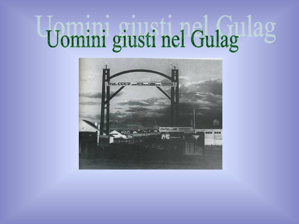 Uomini giusti nel Gulag