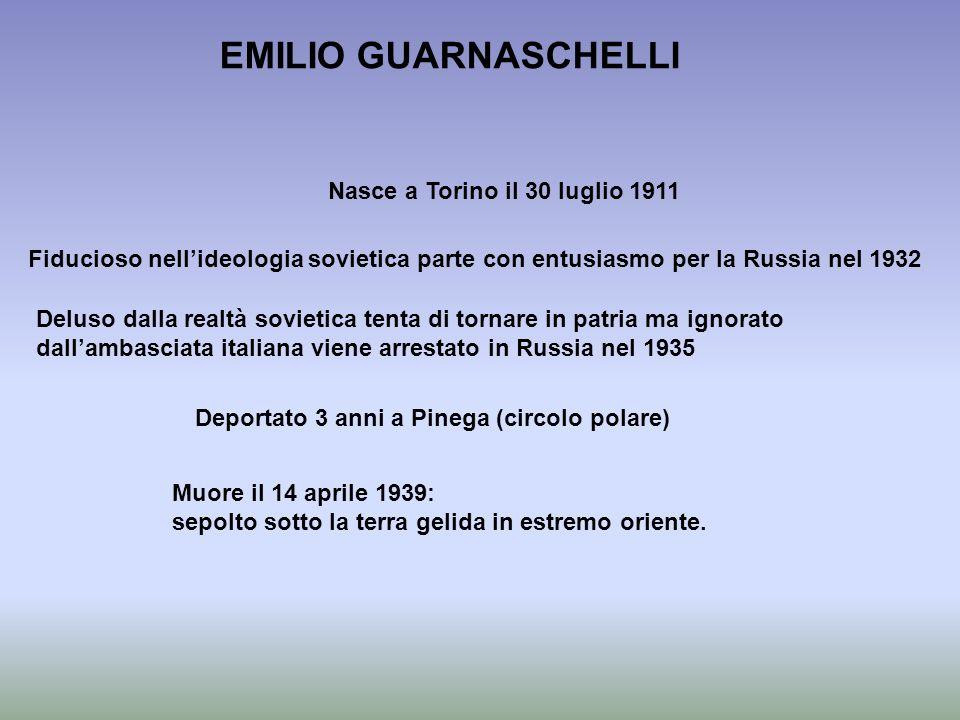 Nasce a Torino il 30 luglio 1911