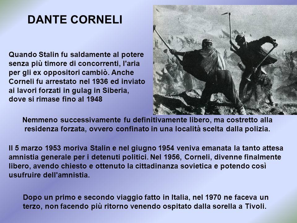 DANTE CORNELI