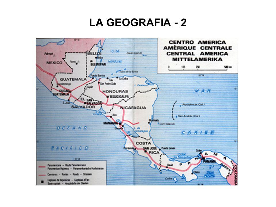 LA GEOGRAFIA - 2
