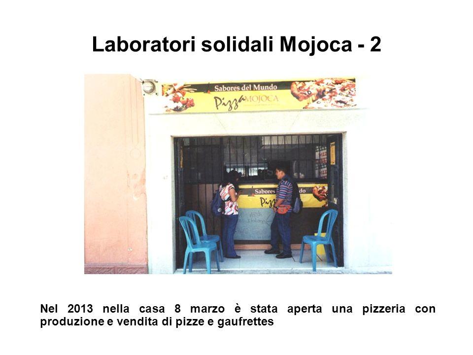Laboratori solidali Mojoca - 2