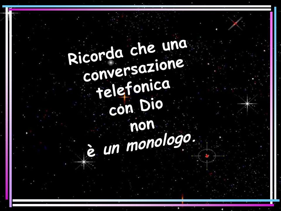 conversazione telefonica