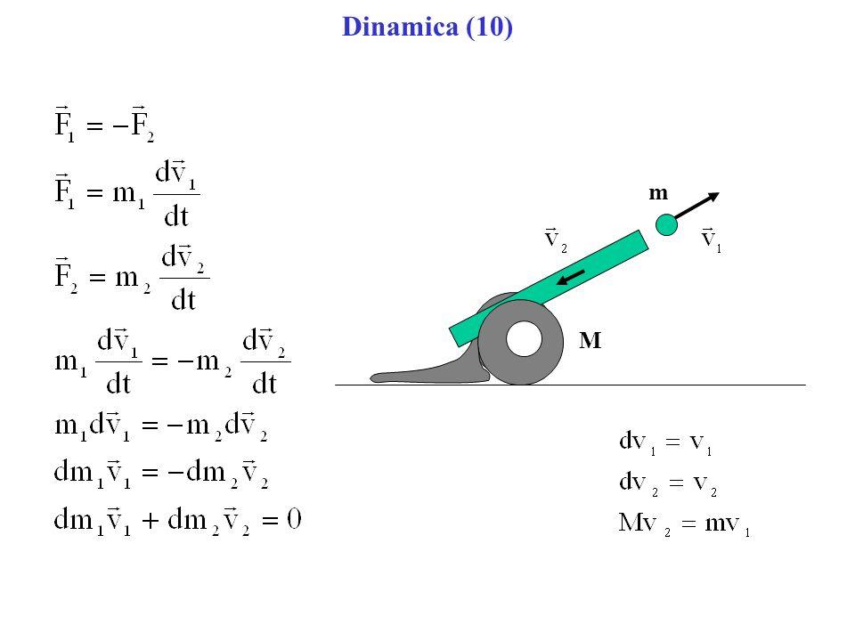 Dinamica (10) M m