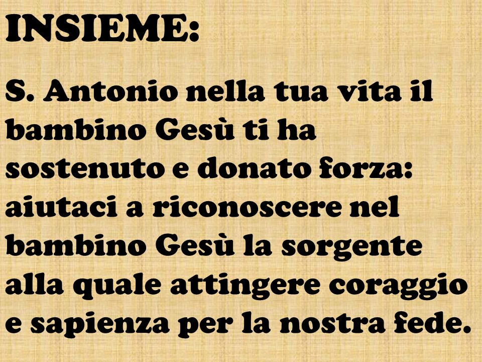 INSIEME:
