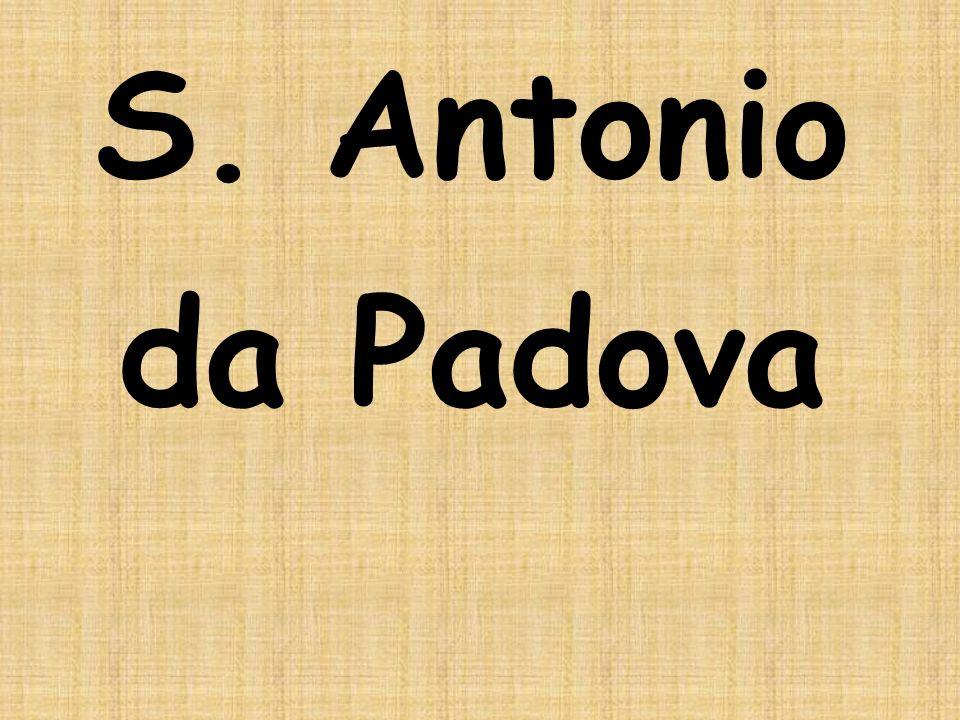 S. Antonio da Padova S. Caterina d'Alessandria
