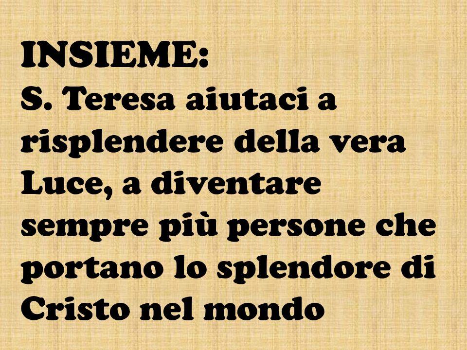 INSIEME: S.