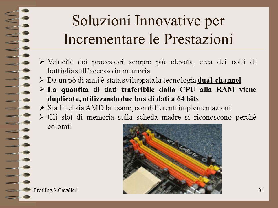 Soluzioni Innovative per Incrementare le Prestazioni
