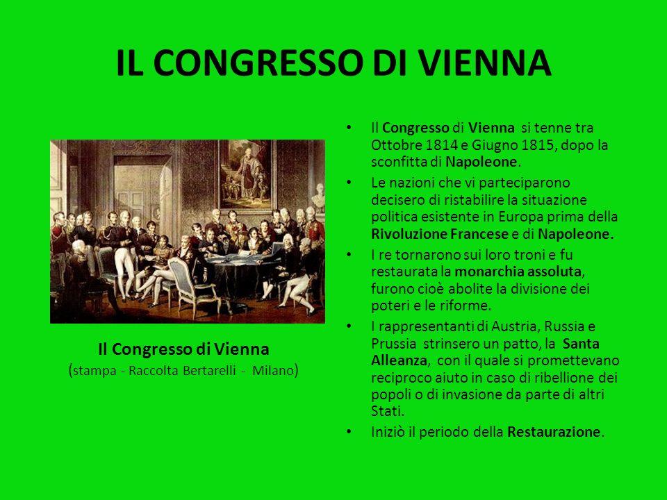 (stampa - Raccolta Bertarelli - Milano)
