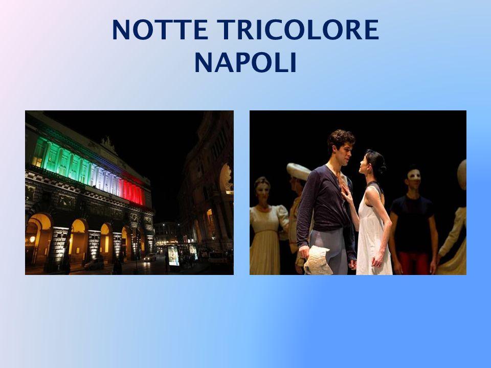 NOTTE TRICOLORE NAPOLI