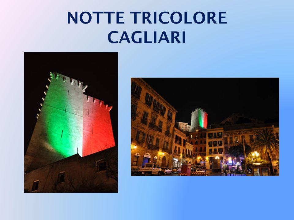 NOTTE TRICOLORE CAGLIARI