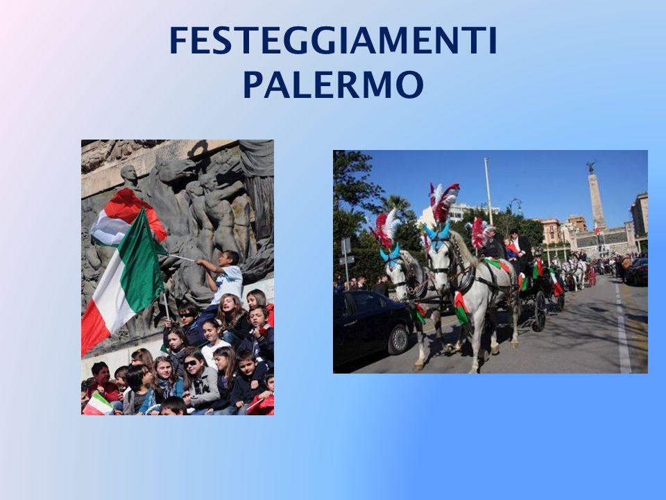 FESTEGGIAMENTI PALERMO