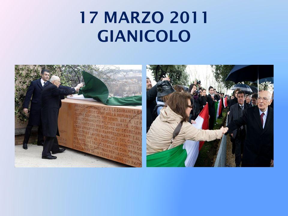 17 MARZO 2011 GIANICOLO