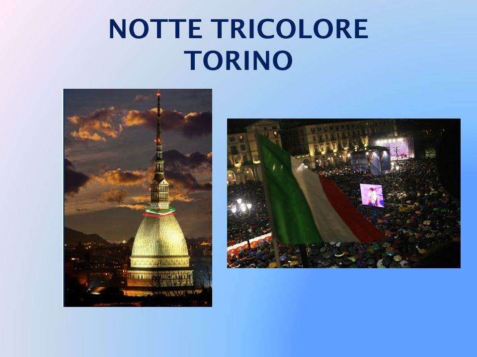 NOTTE TRICOLORE TORINO
