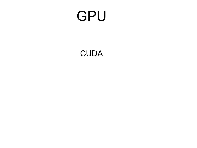GPU CUDA