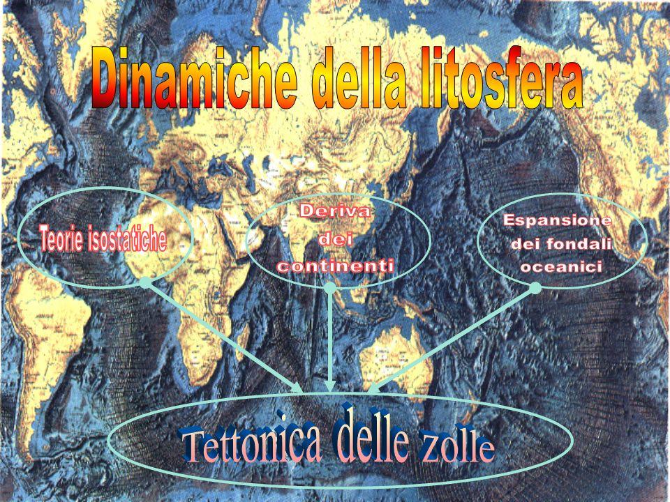 Dinamiche della litosfera