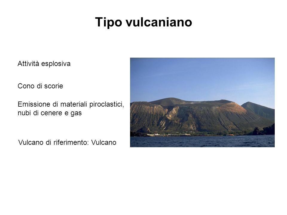 Vulcano di riferimento: Vulcano