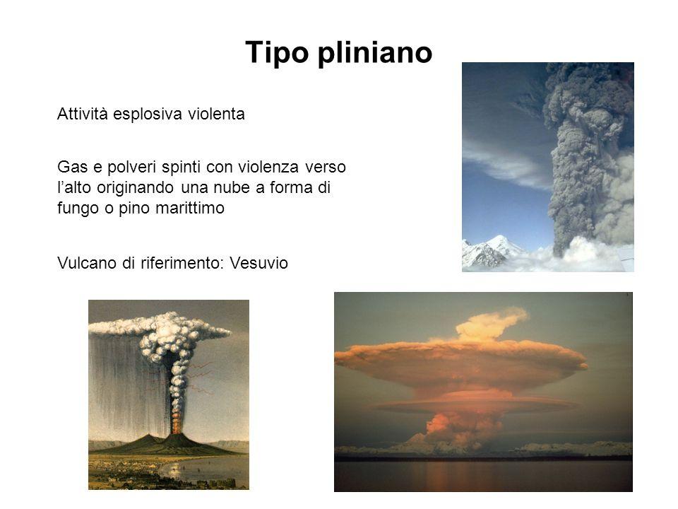 Vulcano di riferimento: Vesuvio