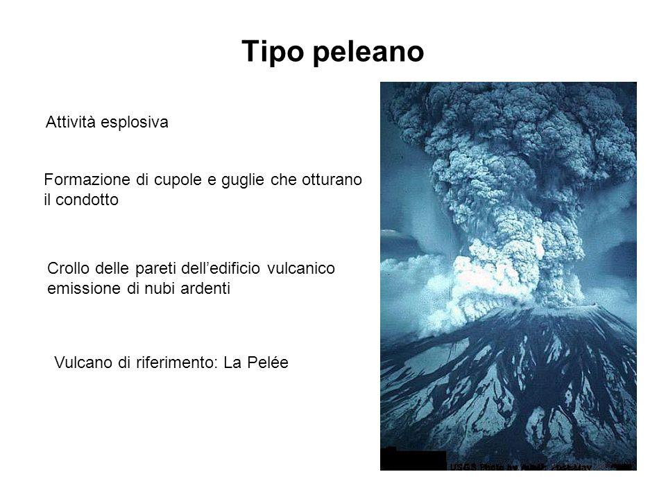 Vulcano di riferimento: La Pelée