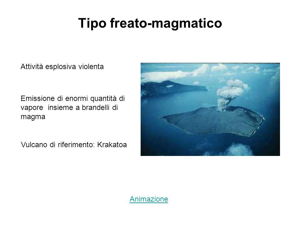 Tipo freato-magmatico