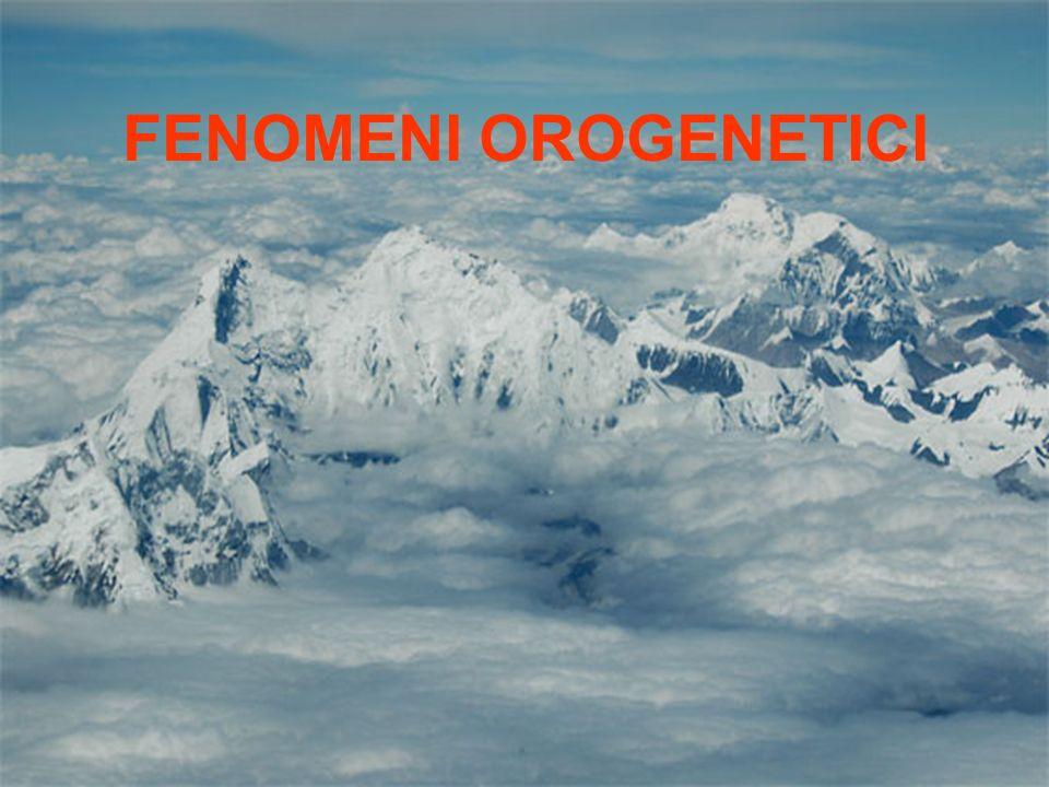 FENOMENI OROGENETICI