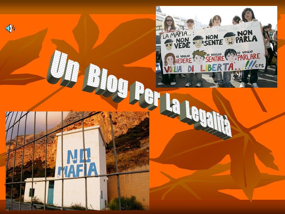Un Blog Per La Legalità