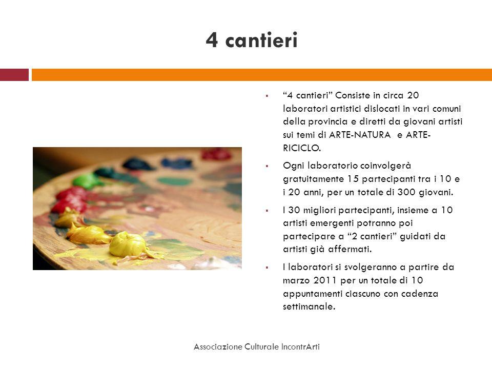 4 cantieri