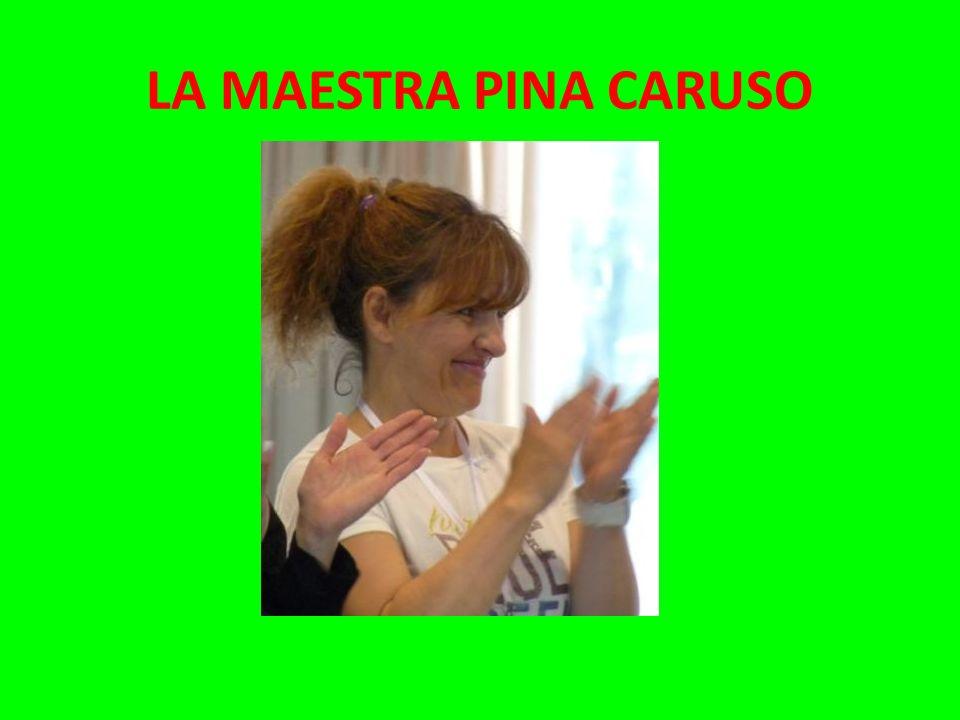LA MAESTRA PINA CARUSO