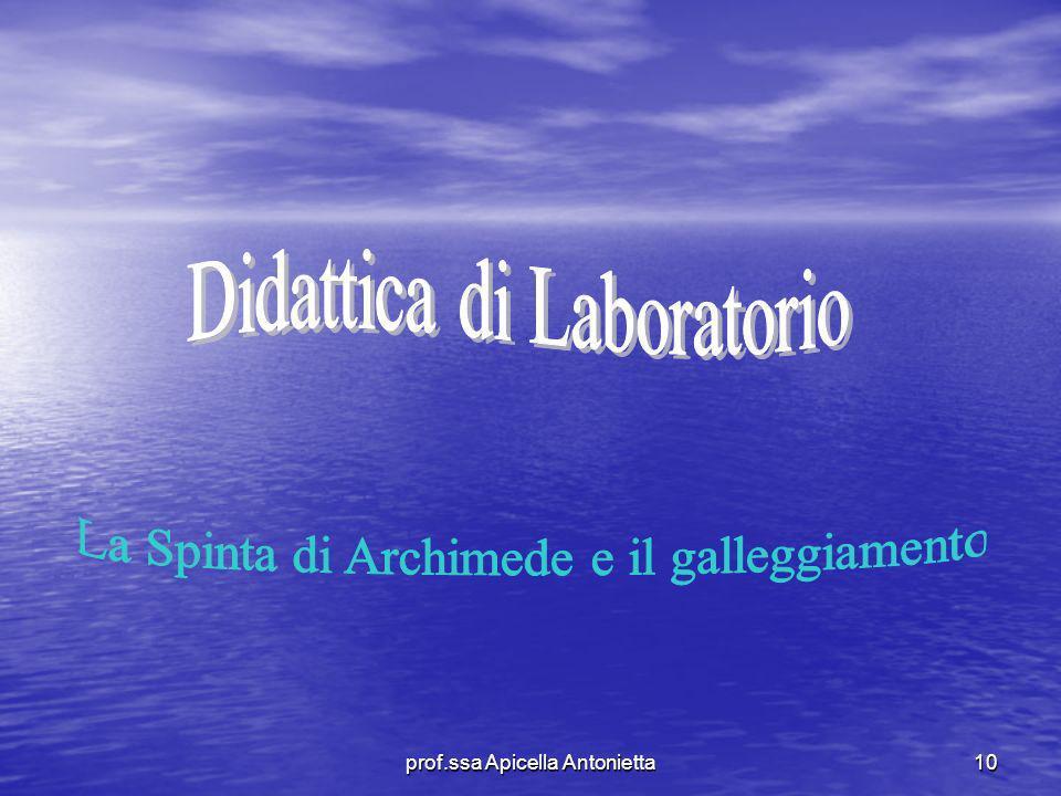 Didattica di Laboratorio