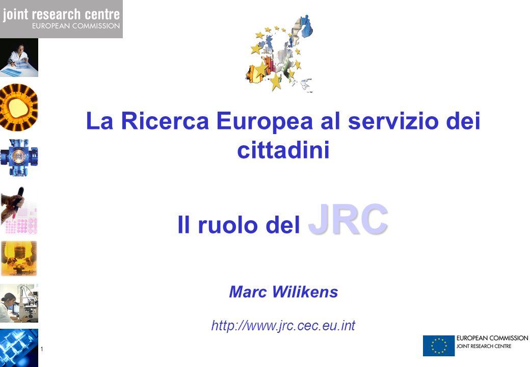 La Ricerca Europea al servizio dei cittadini