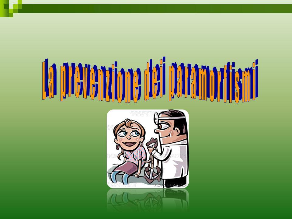 La prevenzione dei paramorfismi