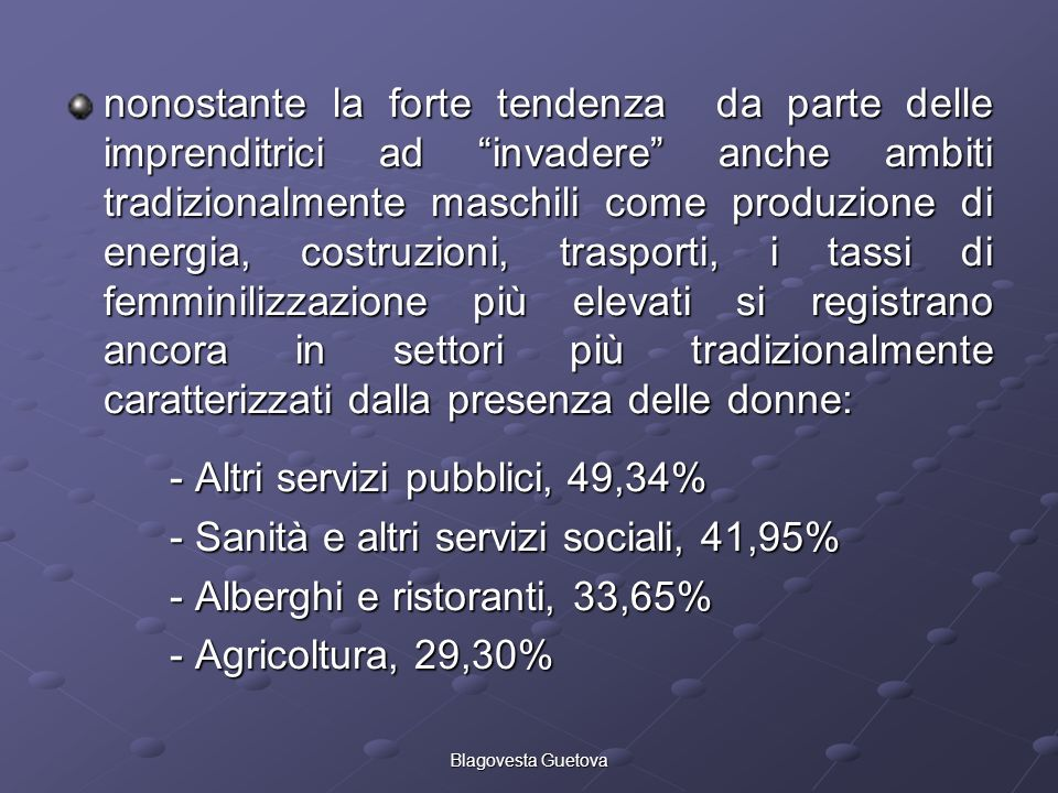 - Altri servizi pubblici, 49,34%
