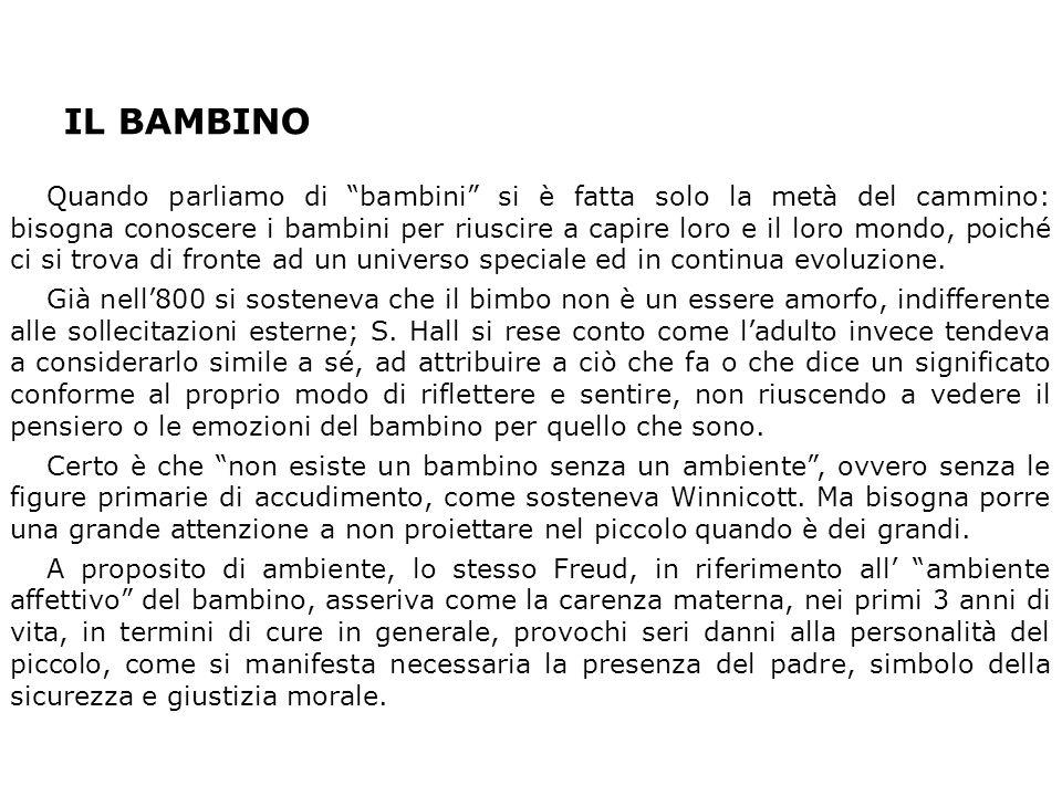 IL BAMBINO