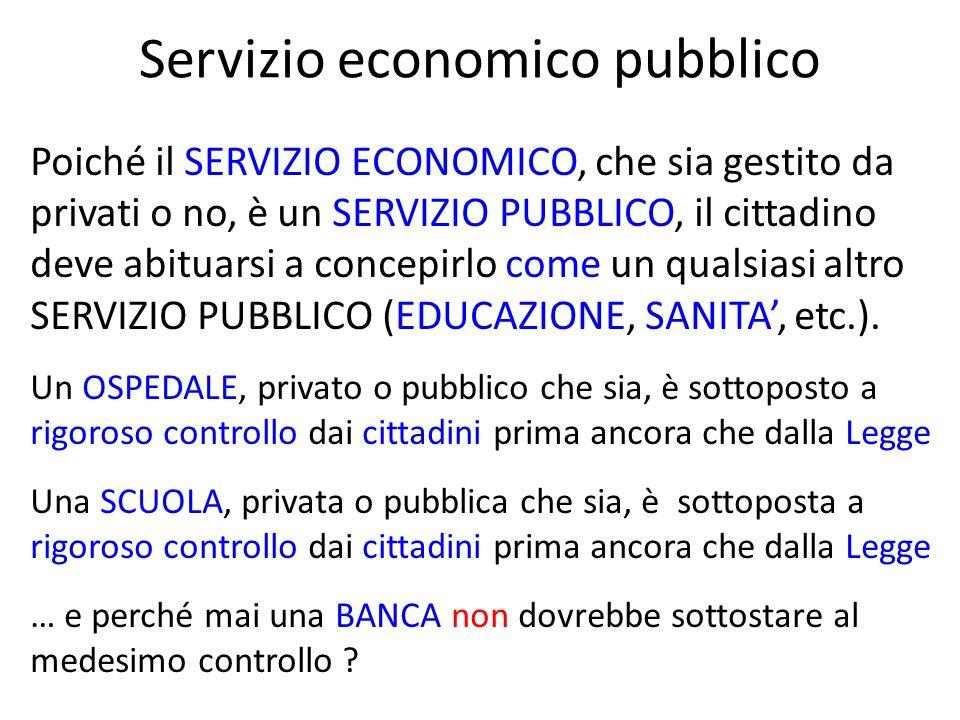 Servizio economico pubblico