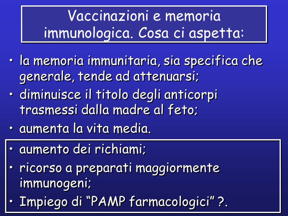 Vaccinazioni e memoria immunologica. Cosa ci aspetta: