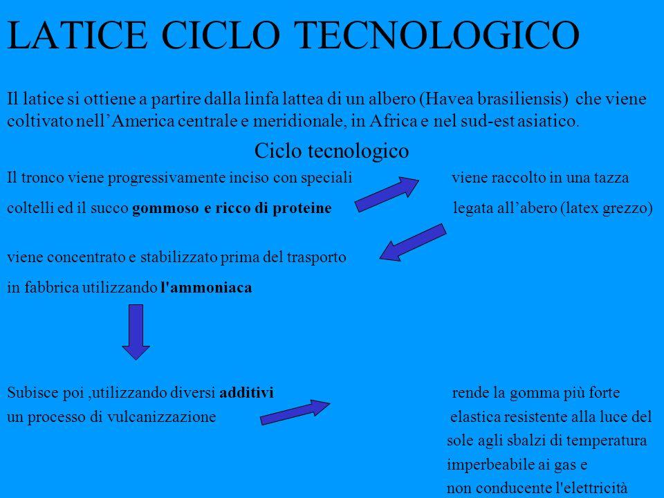 LATICE CICLO TECNOLOGICO