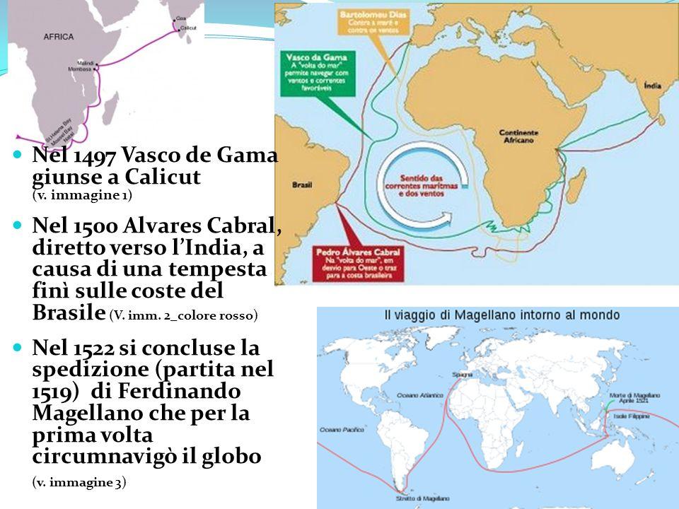 Nel 1497 Vasco de Gama giunse a Calicut