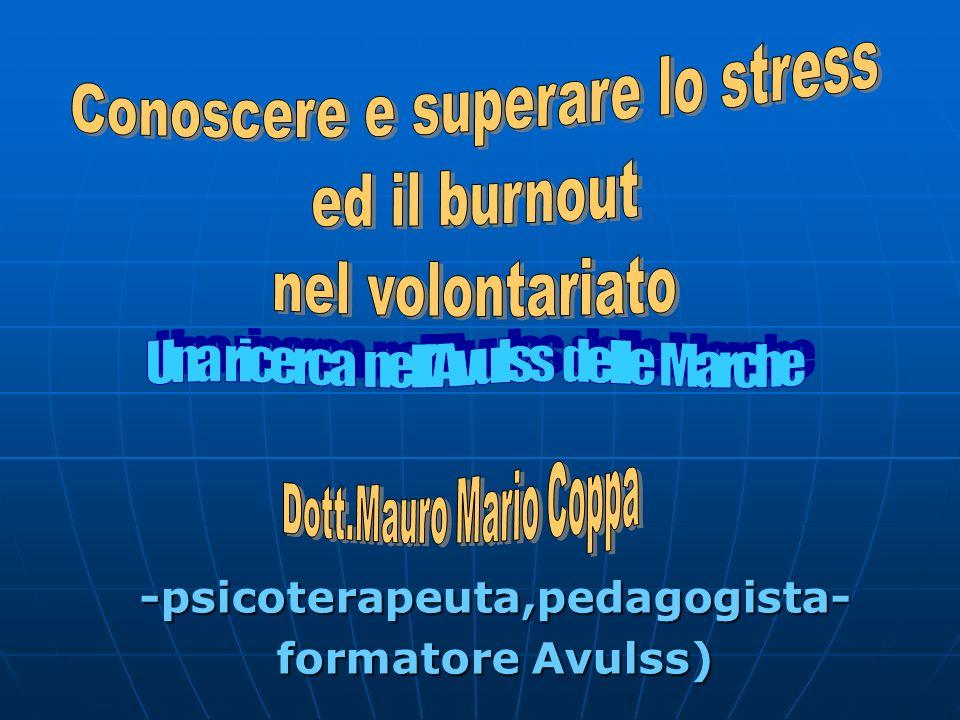 -psicoterapeuta,pedagogista- formatore Avulss)
