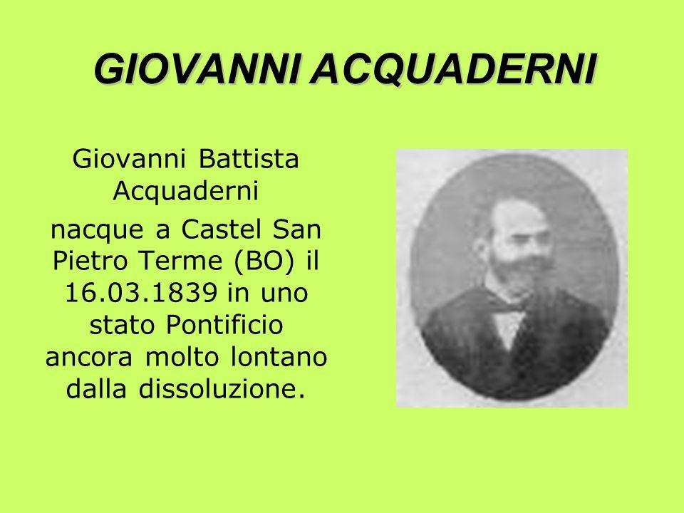 Giovanni Battista Acquaderni