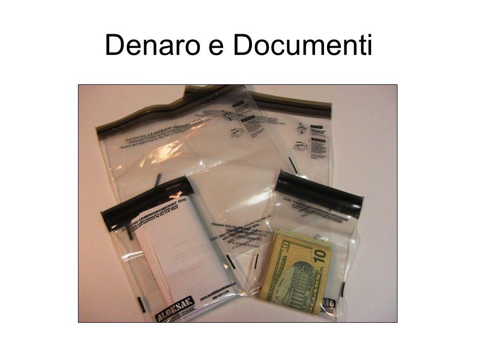 Denaro e Documenti