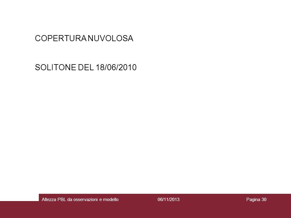 COPERTURA NUVOLOSA SOLITONE DEL 18/06/2010